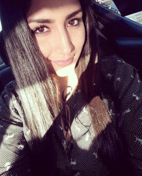 Cielo García, una bella mujer que provocó suspiros. Foto: Instagram @cielog_