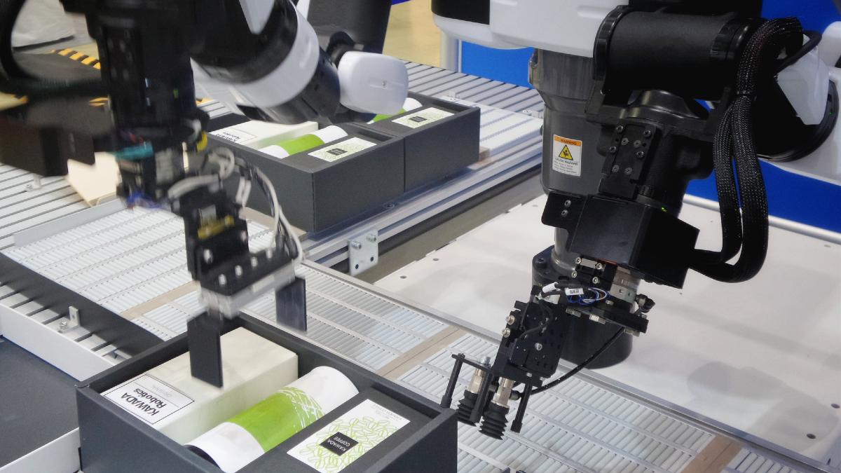 Robots autonomos