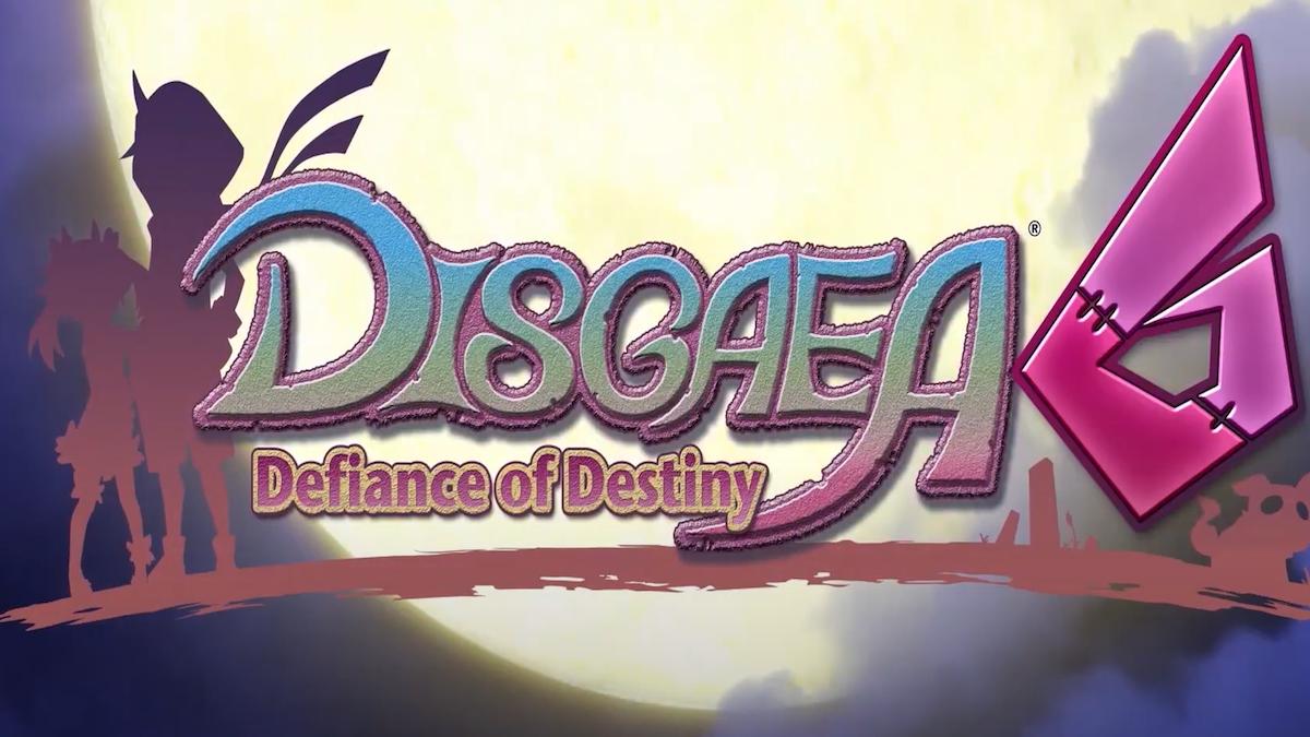 Disgea 6 Defiance of Destiny