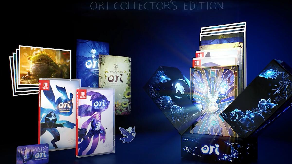 Ori Collectors edition