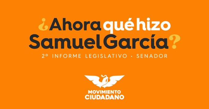 Y ahora que hizo Samuel García