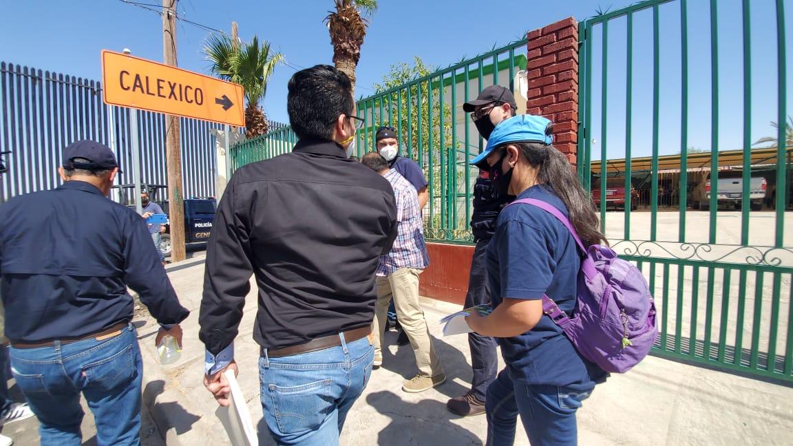 Buscan a normalista de Ayotzinapa en BC