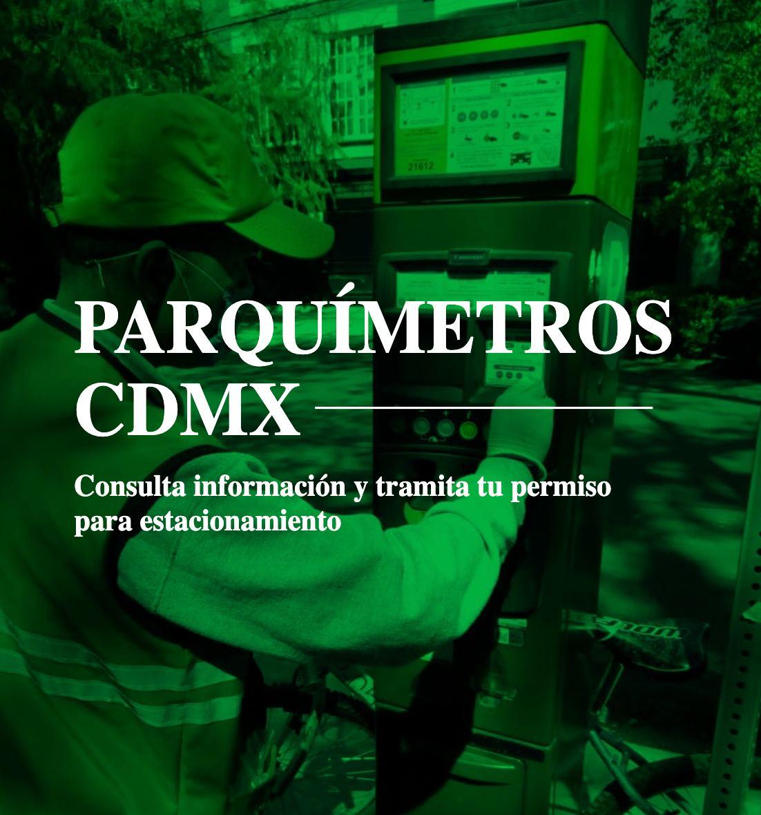 parquimetros cdmx