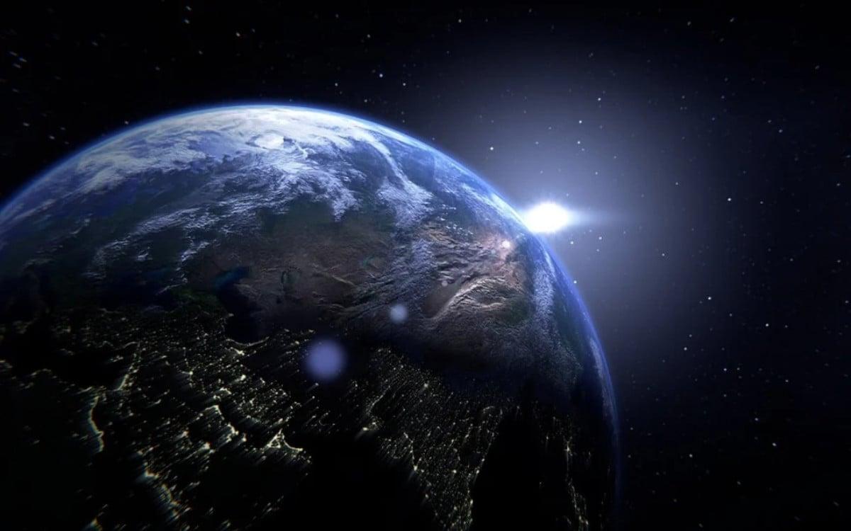 El planeta Tierra es un 0.3% más grueso en su forma, en el oriente. FOTO: Pixabay