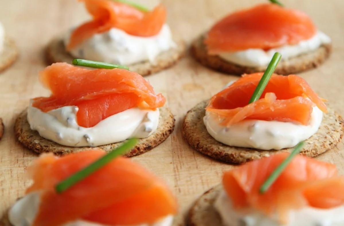 Los Libra aman el salmón. FOTO: Pixabay